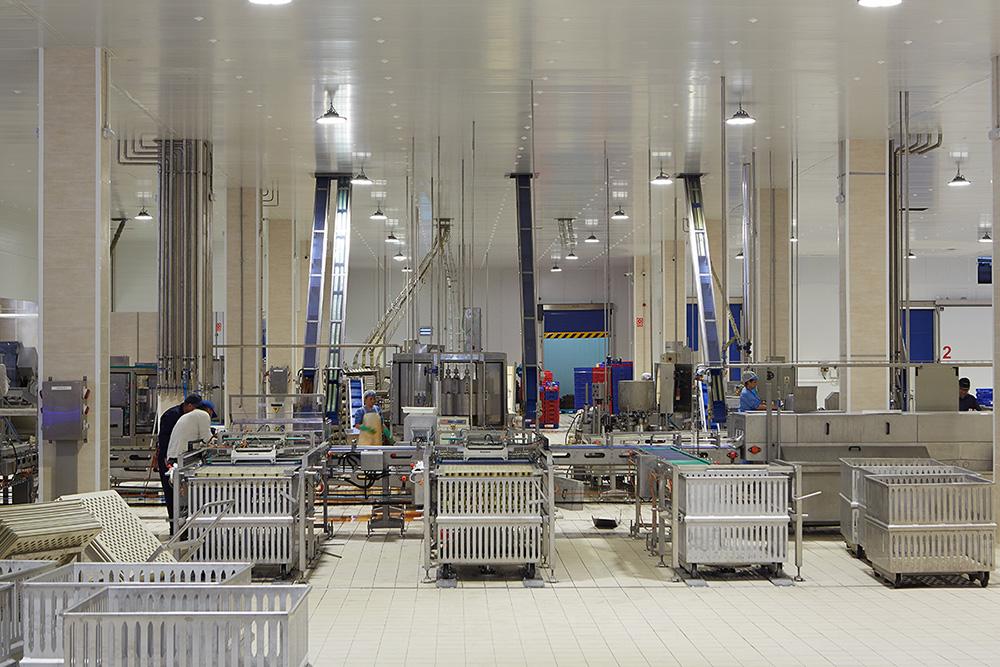 Interior fábrica ORBE 1
