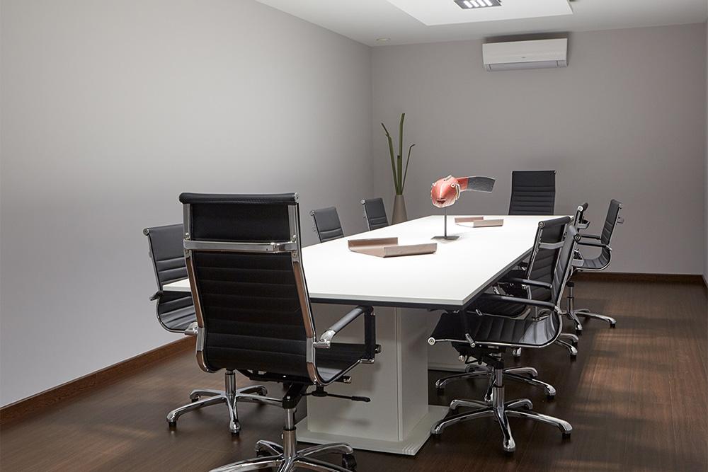 Sala de reuniones ORBE