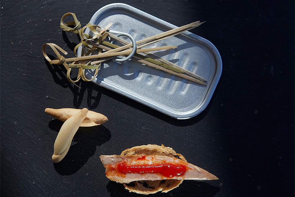 El chef Chuco- Conservas pescados y mariscos- ORBE